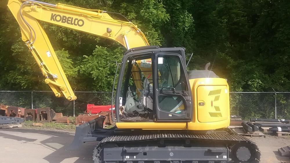 Detail photo of 2018 Kobelco SK140SR from Construction Equipment Guide