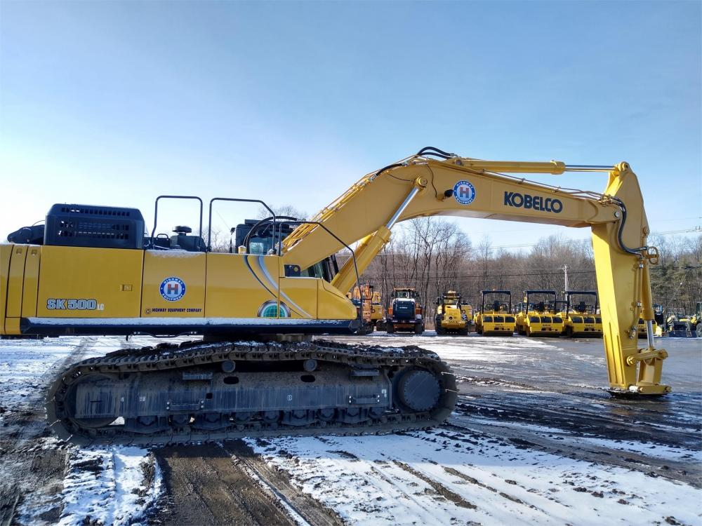 Detail photo of 2019 Kobelco SK500 LC-10 from Construction Equipment Guide