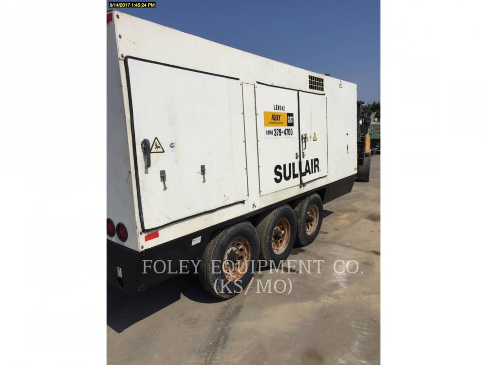 Detail photo of 2008 Sullair 1600HAFDTQ from Construction Equipment Guide