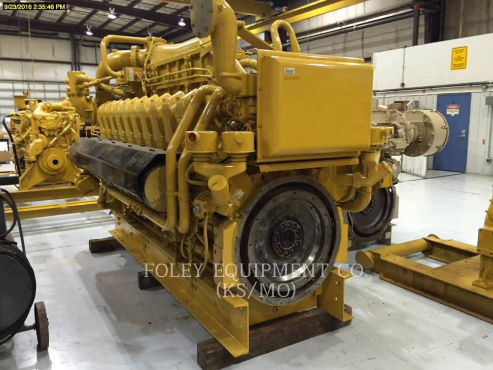 Detail photo of 2013 Caterpillar G3520CEP from Construction Equipment Guide