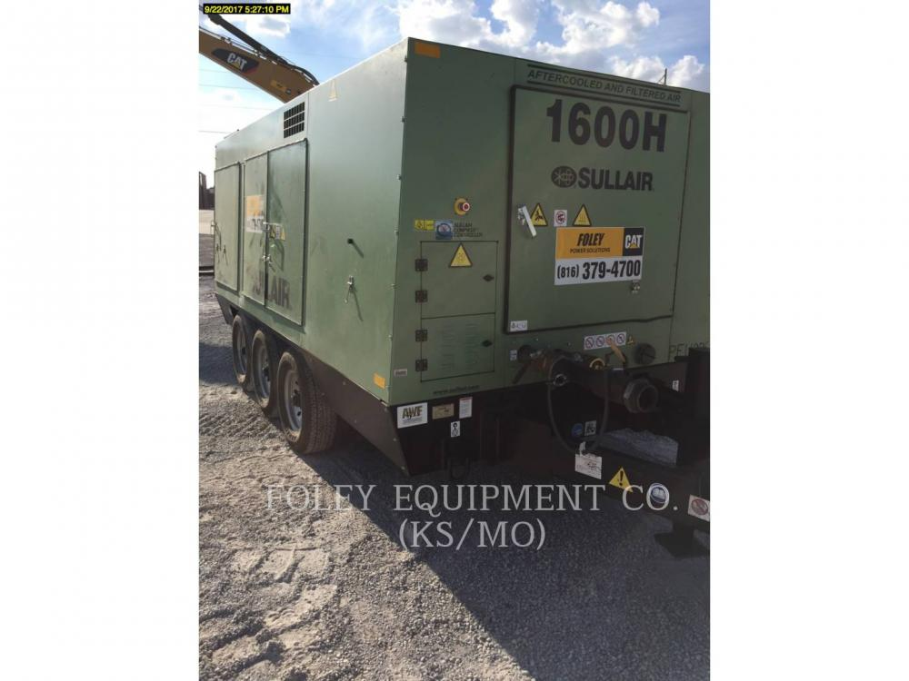 Detail photo of 2007 Sullair 1600HAFDTQ from Construction Equipment Guide