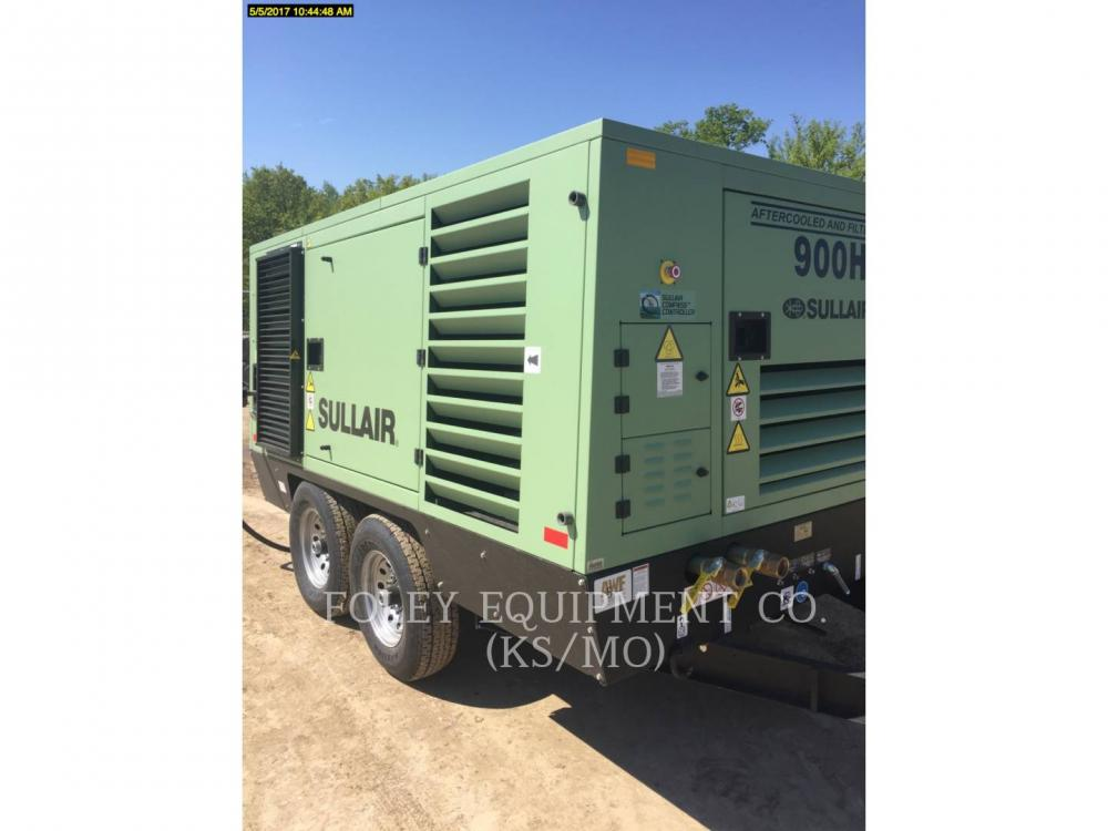 Detail photo of 2016 Sullair 900HAF from Construction Equipment Guide
