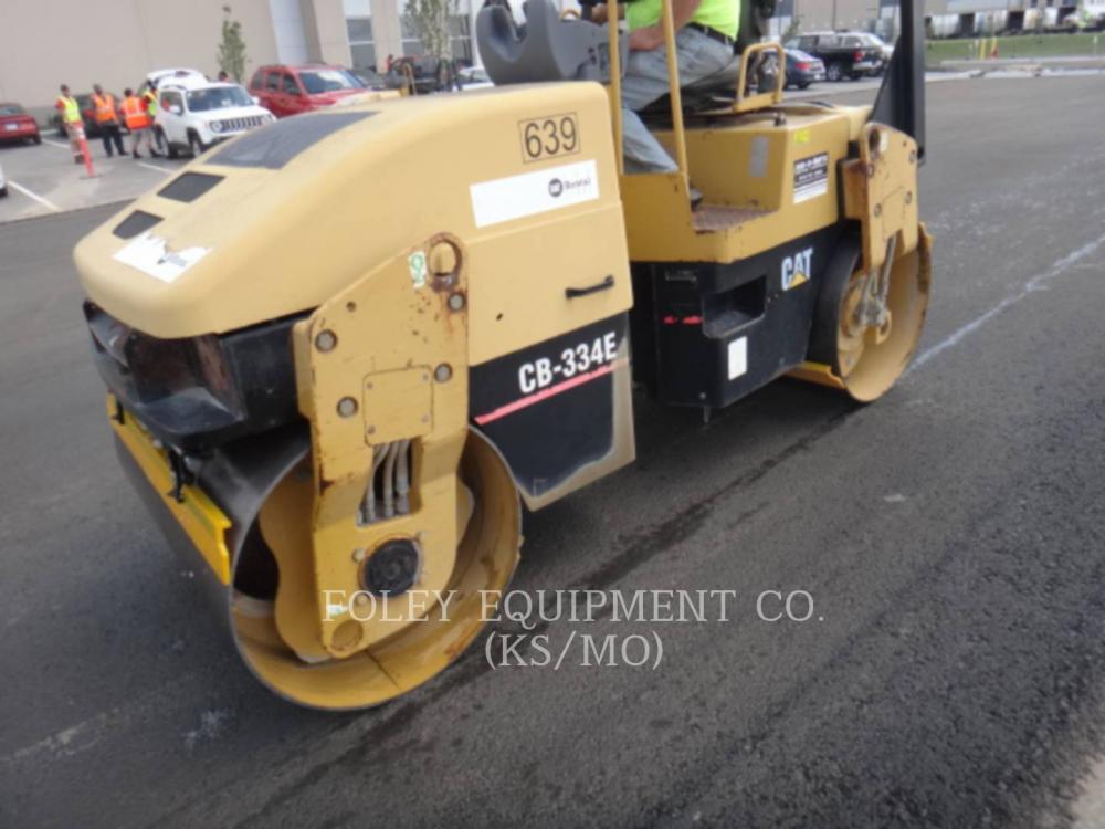 Detail photo of 2006 Caterpillar CB334E II from Construction Equipment Guide