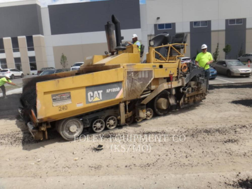 Detail photo of 2008 Caterpillar AP1055D from Construction Equipment Guide