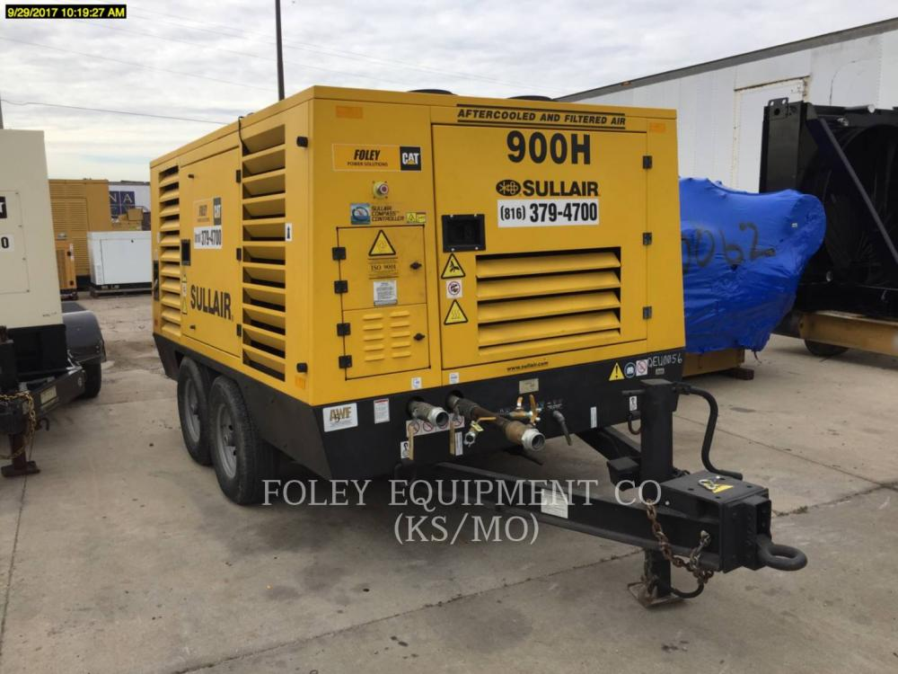 Detail photo of 2017 Sullair 900HAF from Construction Equipment Guide