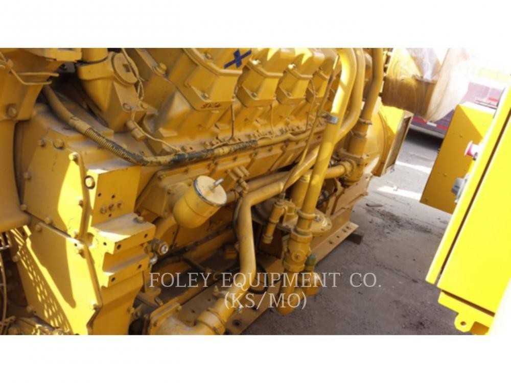 Detail photo of 1990 Caterpillar G3512EP from Construction Equipment Guide