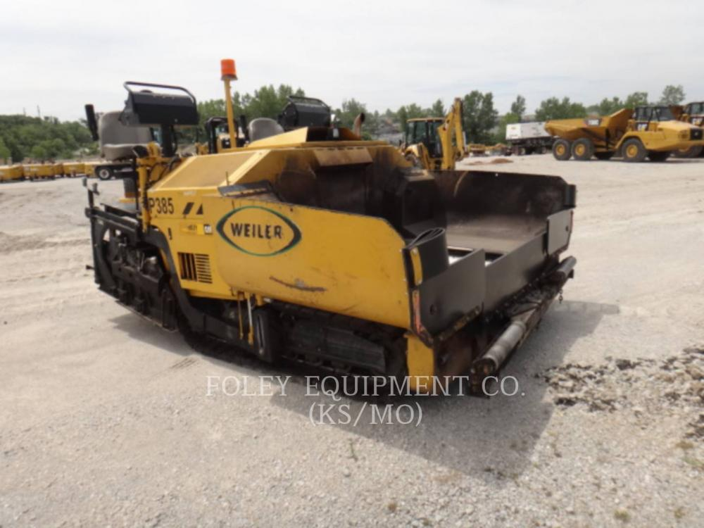 Detail photo of 2015 Weiler P385A from Construction Equipment Guide