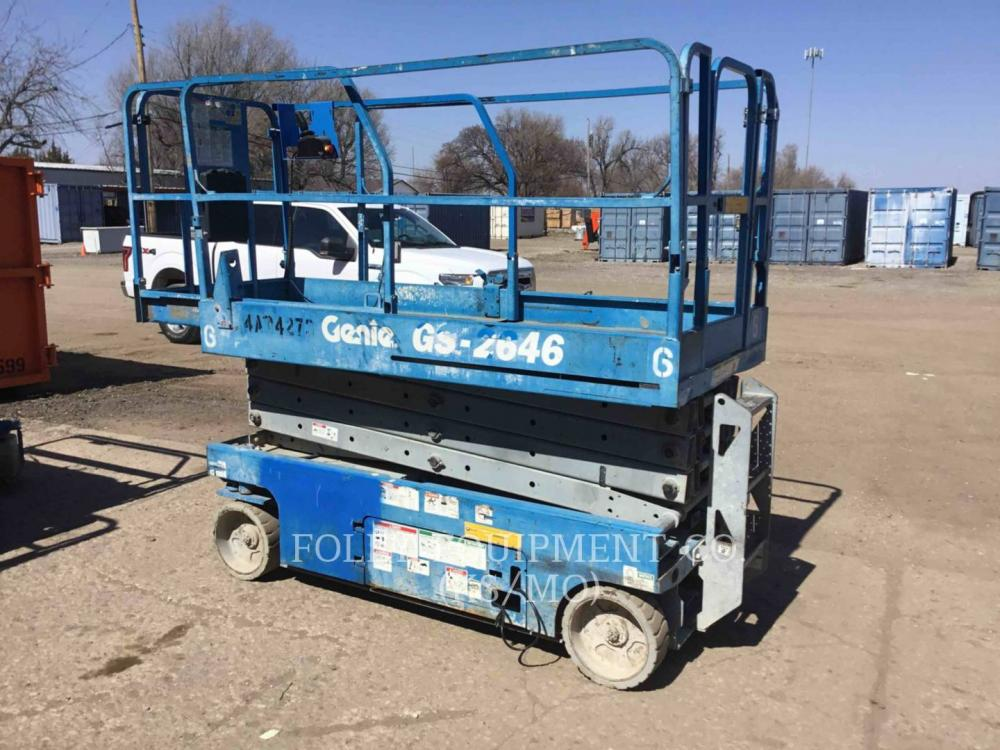 Detail photo of 2005 Genie GS-2646 from Construction Equipment Guide
