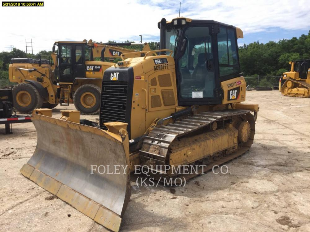 Detail photo of 2015 Caterpillar D5K XL II from Construction Equipment Guide