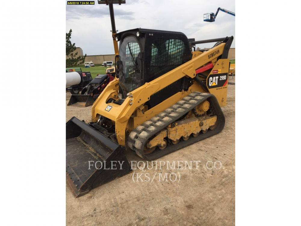 Detail photo of 2015 Caterpillar 299DXPS2CA from Construction Equipment Guide