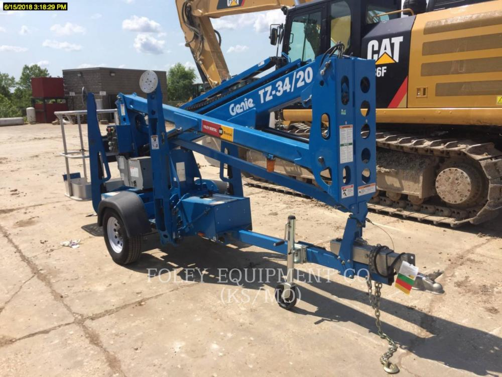 Detail photo of 2016 Genie TZ-34/20 from Construction Equipment Guide