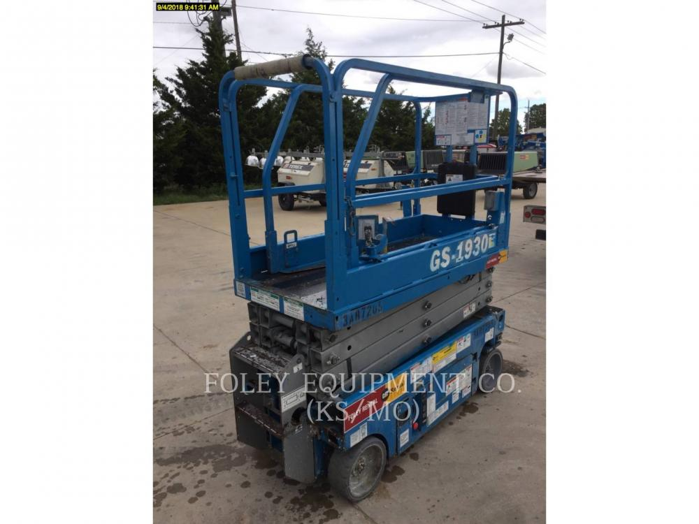 Detail photo of 2009 Genie GS-1930 from Construction Equipment Guide