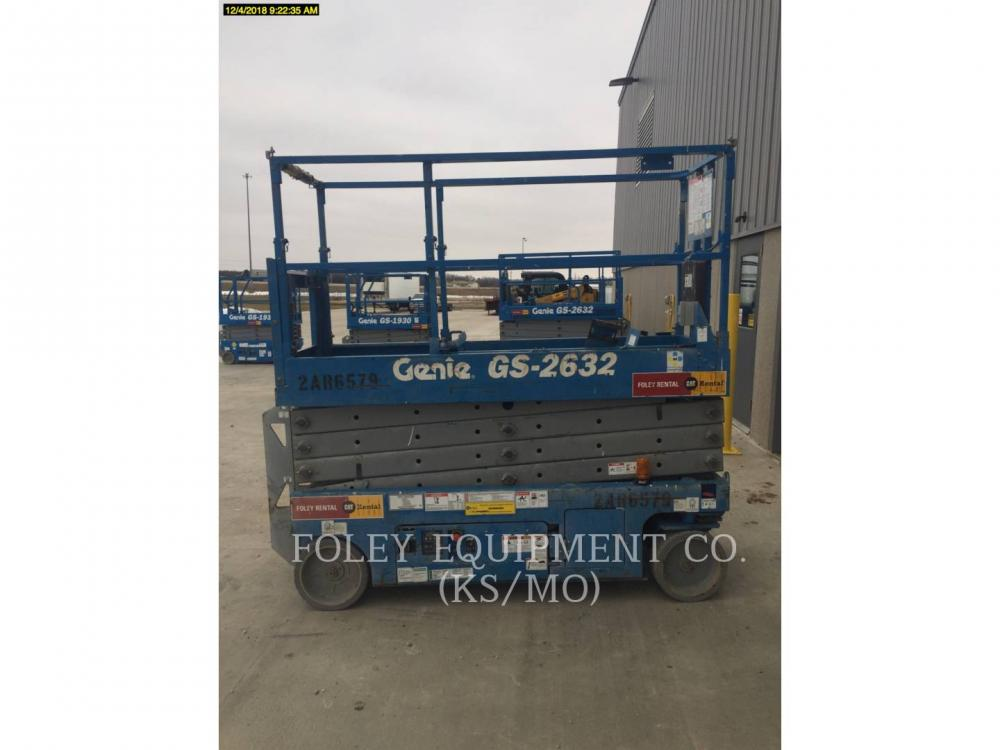 Detail photo of 2012 Genie GS-2632 from Construction Equipment Guide