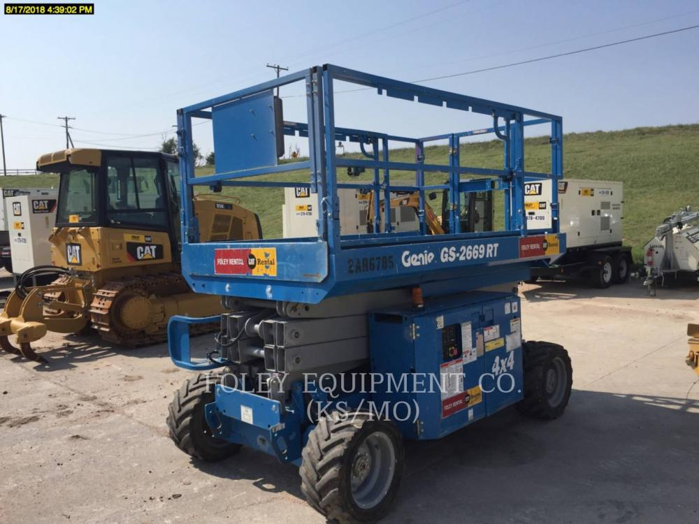 Detail photo of 2012 Genie GS-2669 RT from Construction Equipment Guide