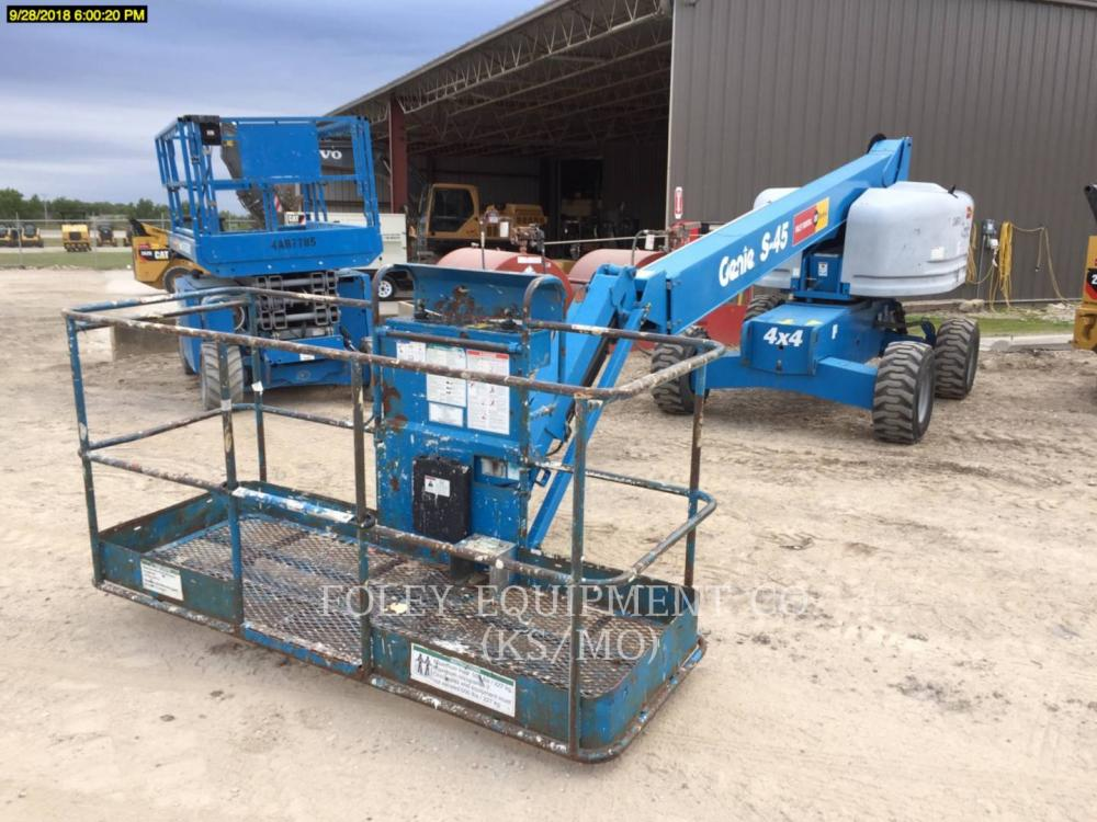 Detail photo of 2011 Genie S-45D from Construction Equipment Guide