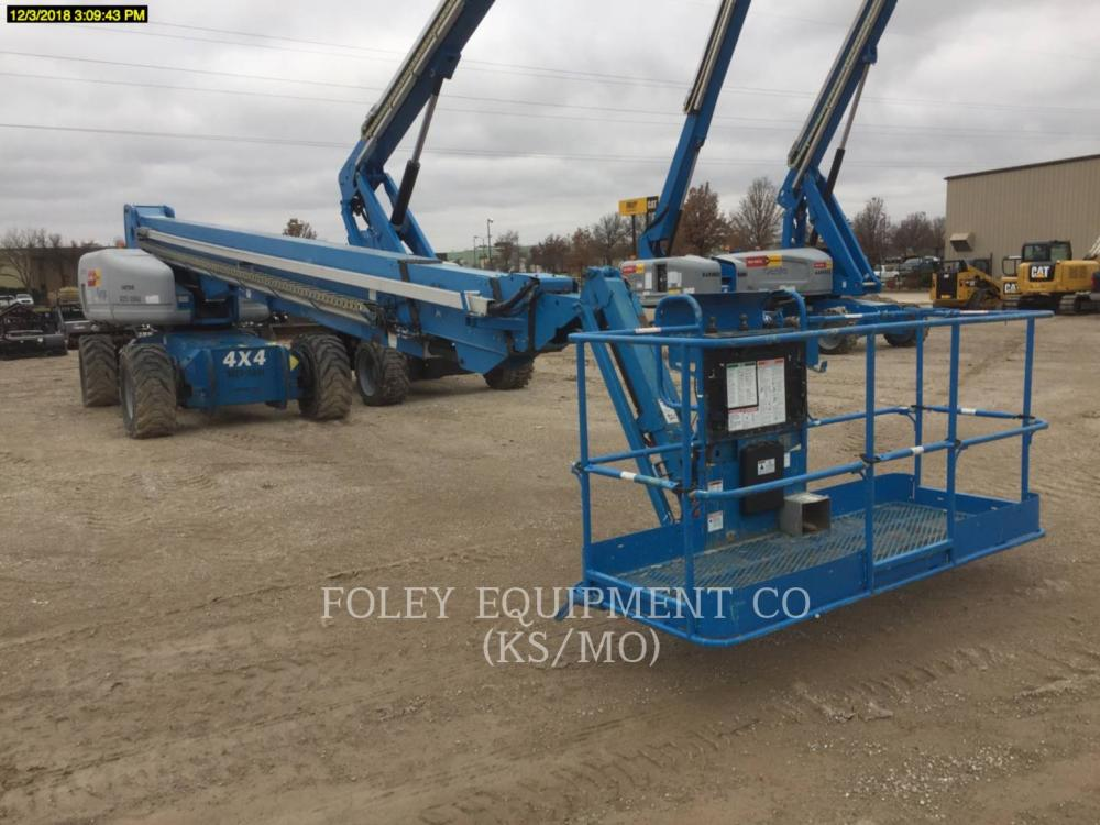 Detail photo of 2010 Genie S-125D from Construction Equipment Guide
