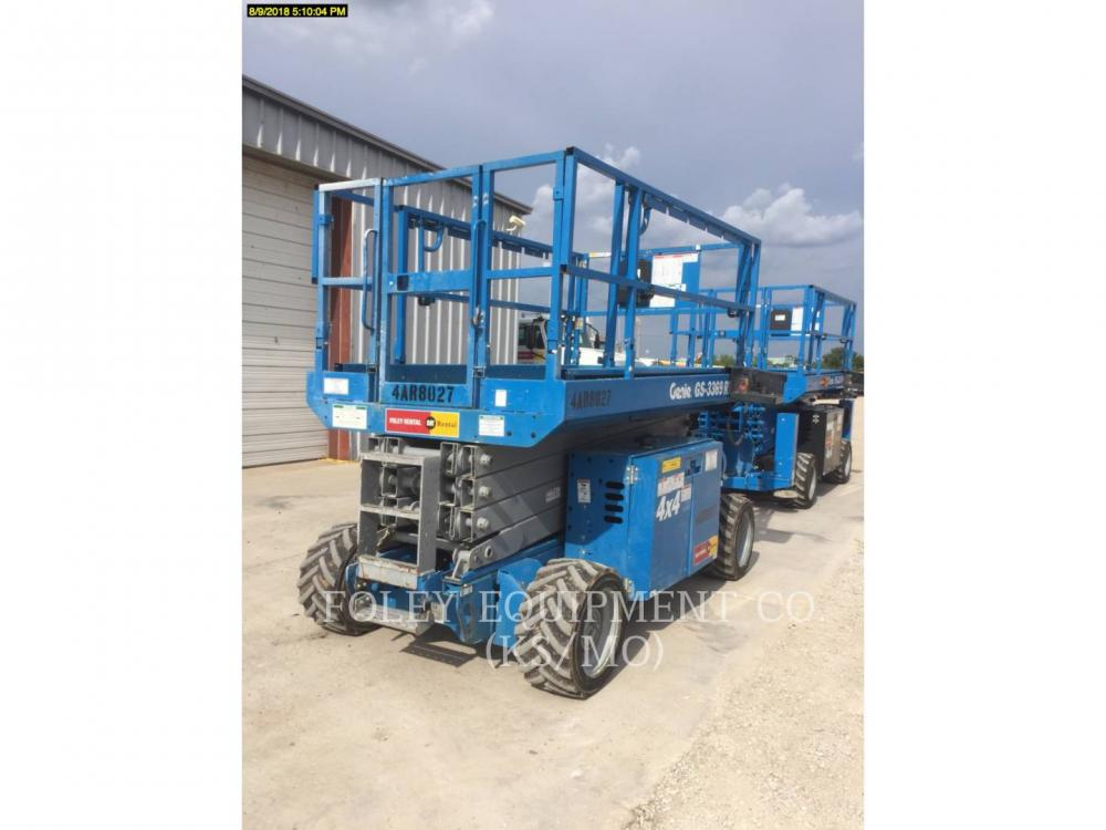 Detail photo of 2012 Genie GS-3369 RTG from Construction Equipment Guide