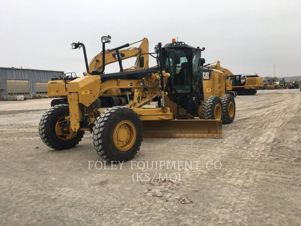 Detail photo of 2015 Caterpillar 160M from Construction Equipment Guide