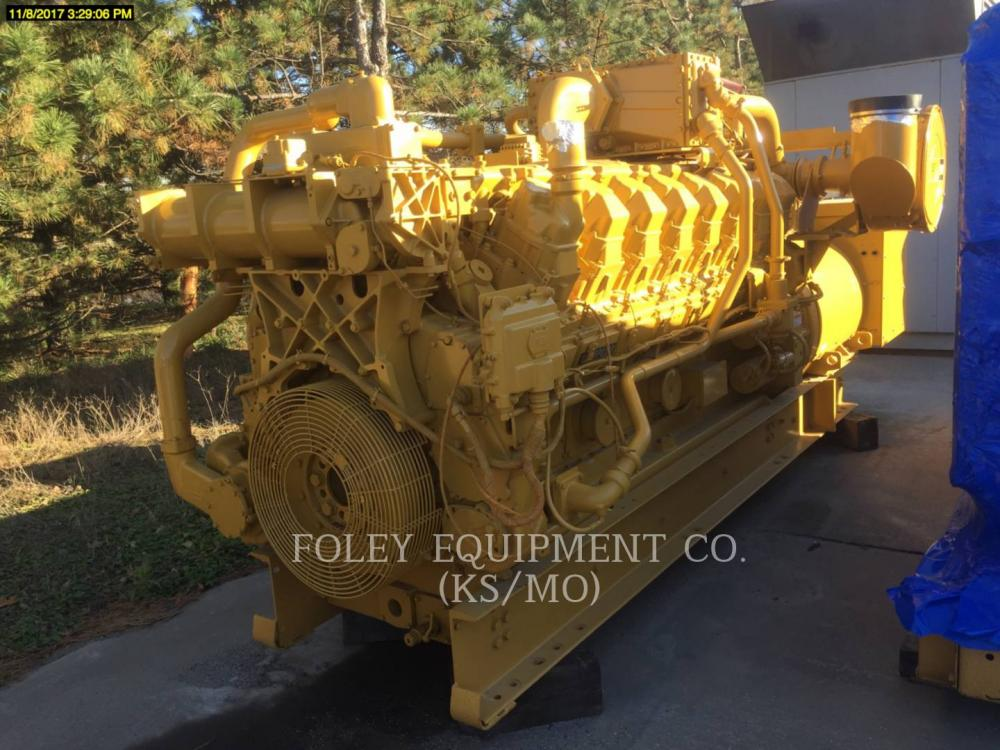Detail photo of 2000 Caterpillar G3516EP from Construction Equipment Guide