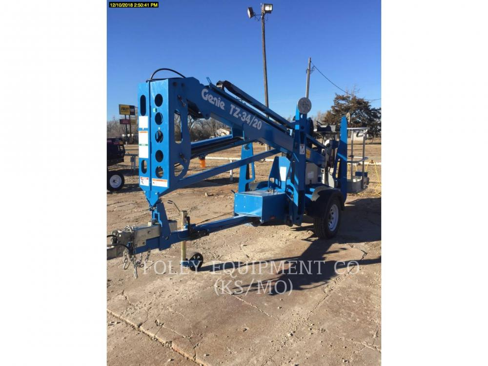 Detail photo of 2018 Genie TZ-34/20 from Construction Equipment Guide