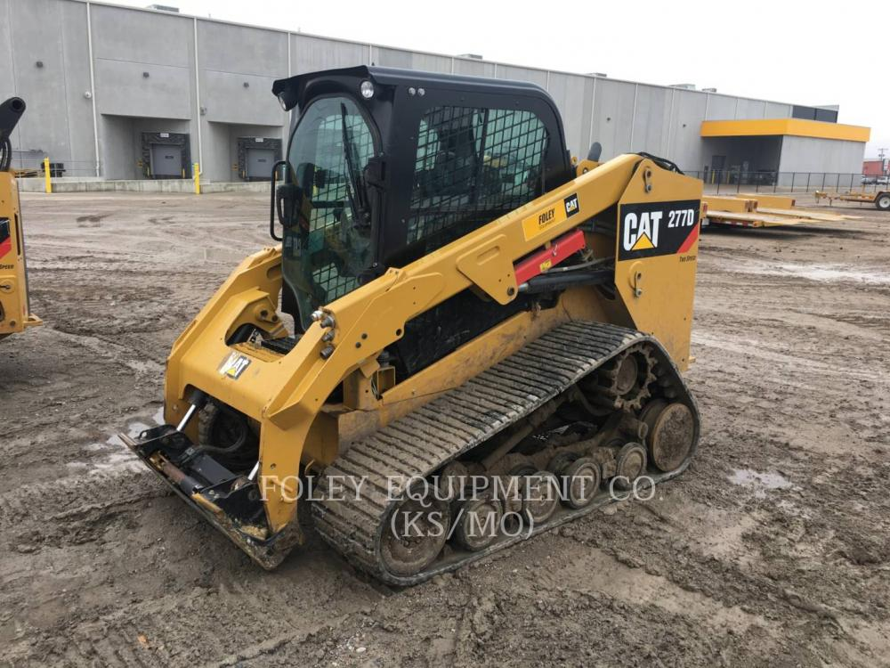 Detail photo of 2016 Caterpillar 277D from Construction Equipment Guide