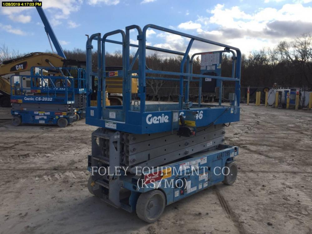 Detail photo of 2010 Genie GS-2646 from Construction Equipment Guide