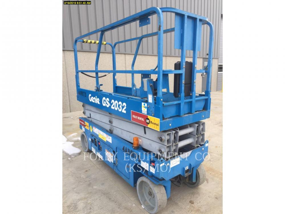 Detail photo of 2015 Genie GS-2032E from Construction Equipment Guide
