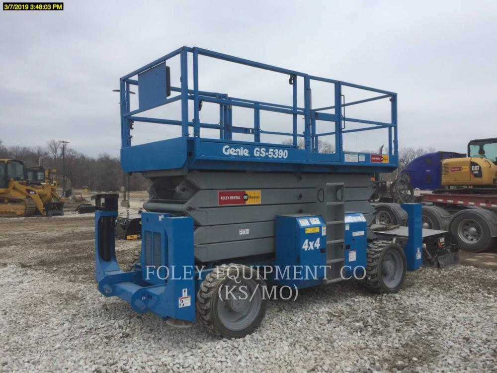 Detail photo of 2011 Genie GS-5390 RT from Construction Equipment Guide