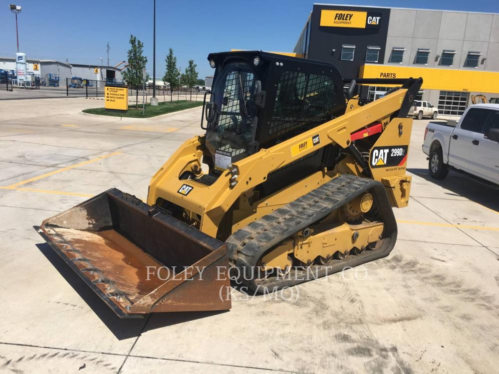 Detail photo of 2017 Caterpillar 299D2 from Construction Equipment Guide