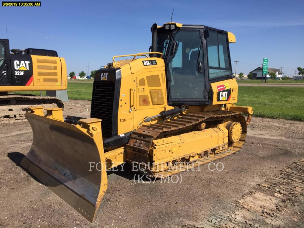 Detail photo of 2017 Caterpillar D5K II from Construction Equipment Guide