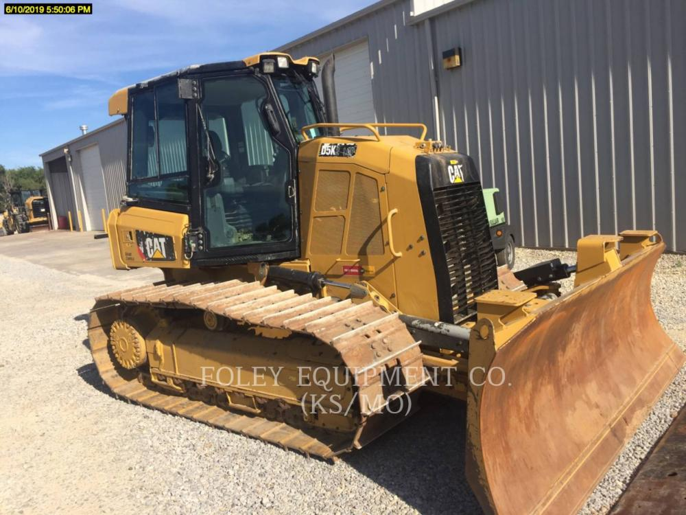 Detail photo of 2017 Caterpillar D5K II from Construction Equipment Guide