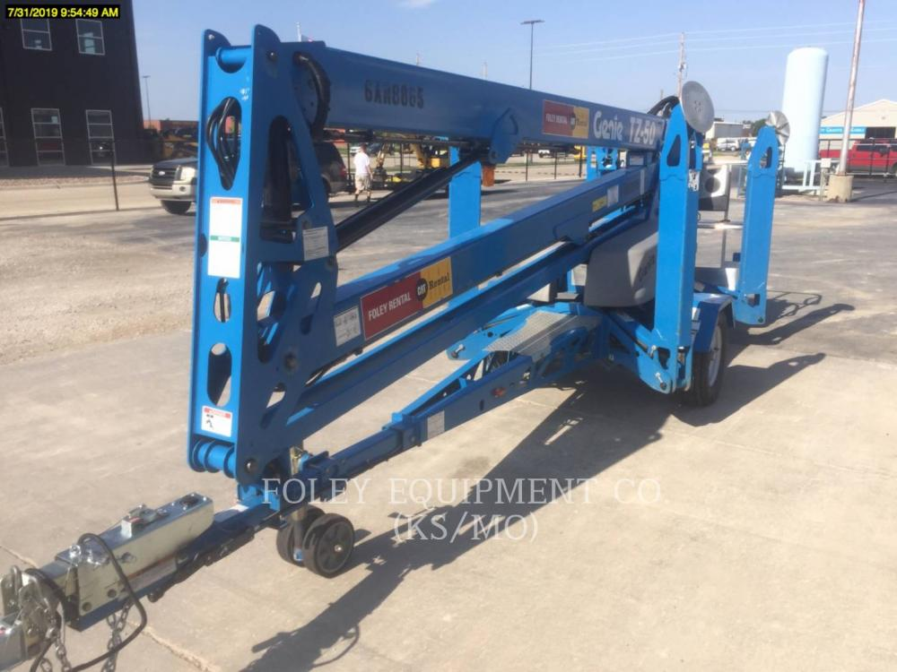 Detail photo of 2016 Genie TZ-50/30D from Construction Equipment Guide