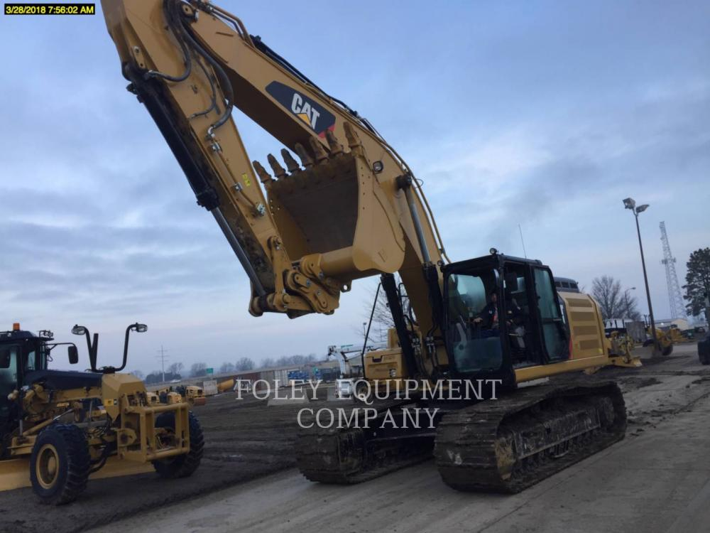 Detail photo of 2017 Caterpillar 336FL10 from Construction Equipment Guide