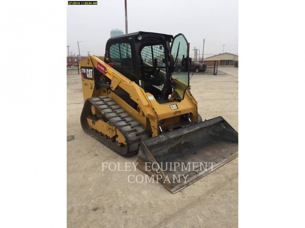 Detail photo of 2016 Caterpillar 279D from Construction Equipment Guide