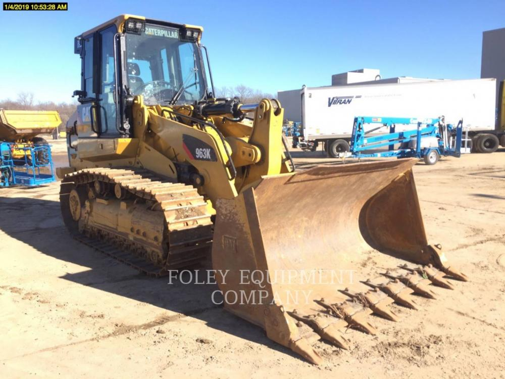 Detail photo of 2016 Caterpillar 963K from Construction Equipment Guide