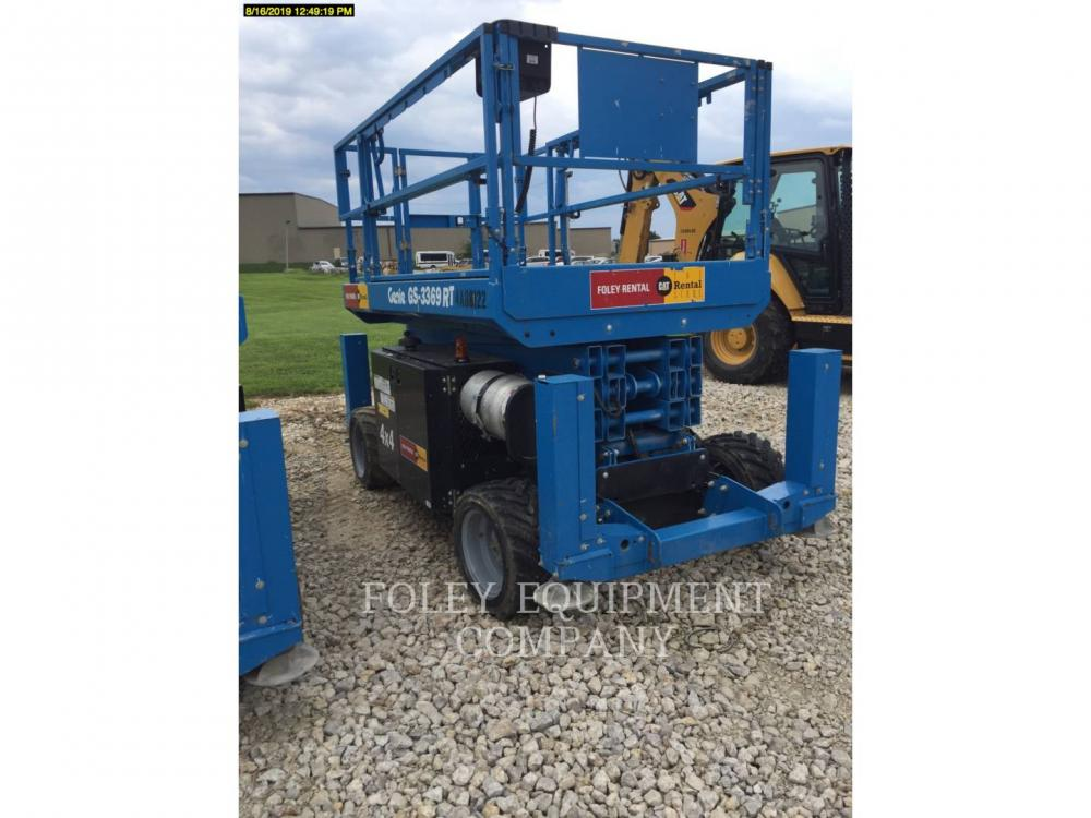 Detail photo of 2015 Genie GS-3369 from Construction Equipment Guide