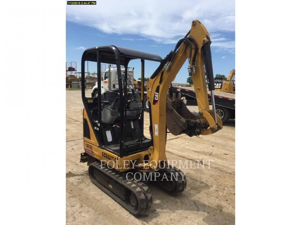 Detail photo of 2016 Caterpillar 301.4C from Construction Equipment Guide