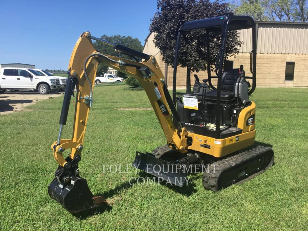 Detail photo of 2018 Caterpillar 301.7 CR from Construction Equipment Guide