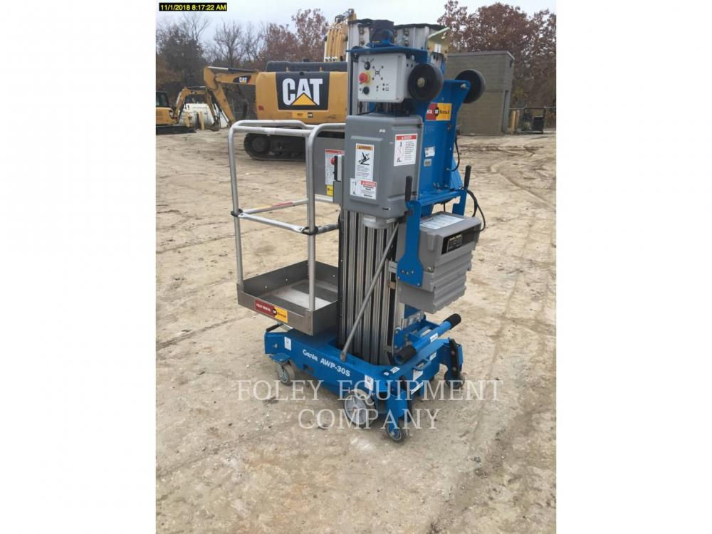 Detail photo of 2017 Genie AWP-30S DC from Construction Equipment Guide