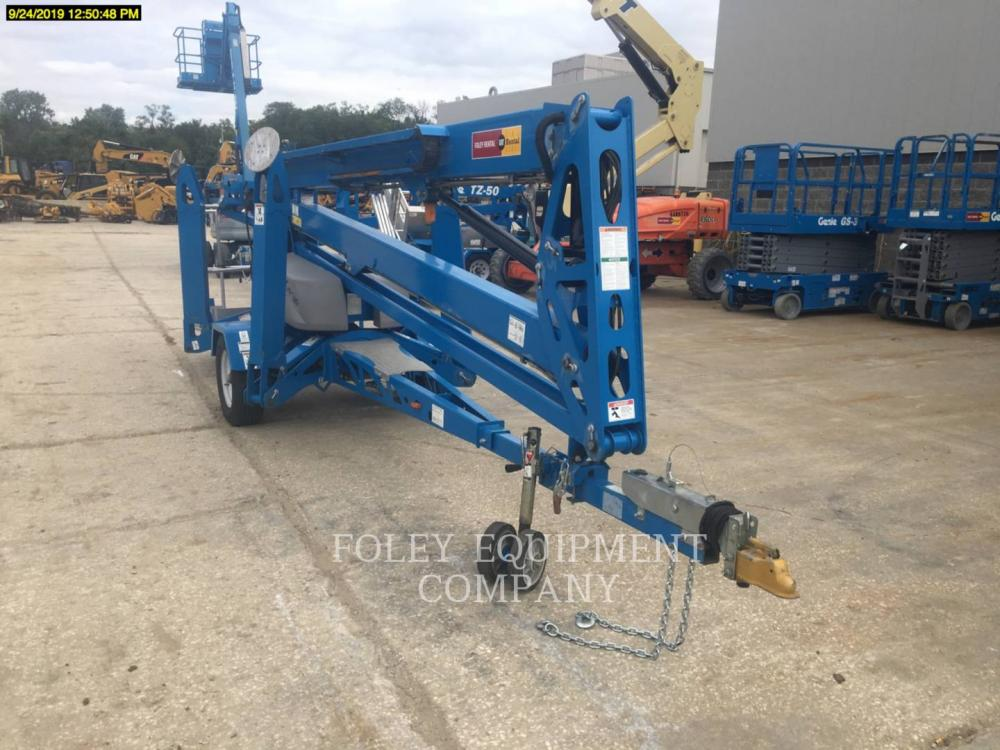 Detail photo of 2017 Genie TZ-50/30D from Construction Equipment Guide