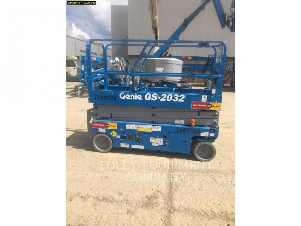 Detail photo of 2017 Genie GS-2032E from Construction Equipment Guide
