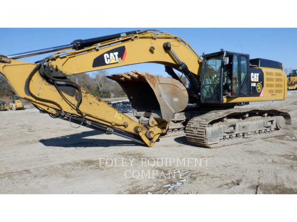 Detail photo of 2011 Caterpillar 349E from Construction Equipment Guide