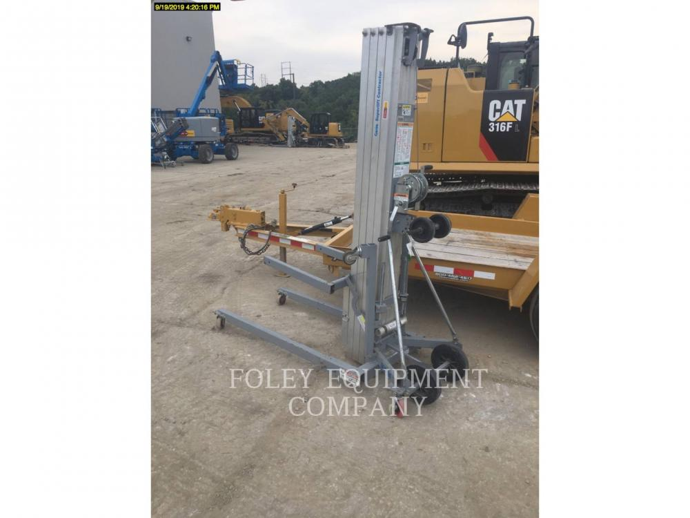 Detail photo of 2015 Genie SLC-24 from Construction Equipment Guide
