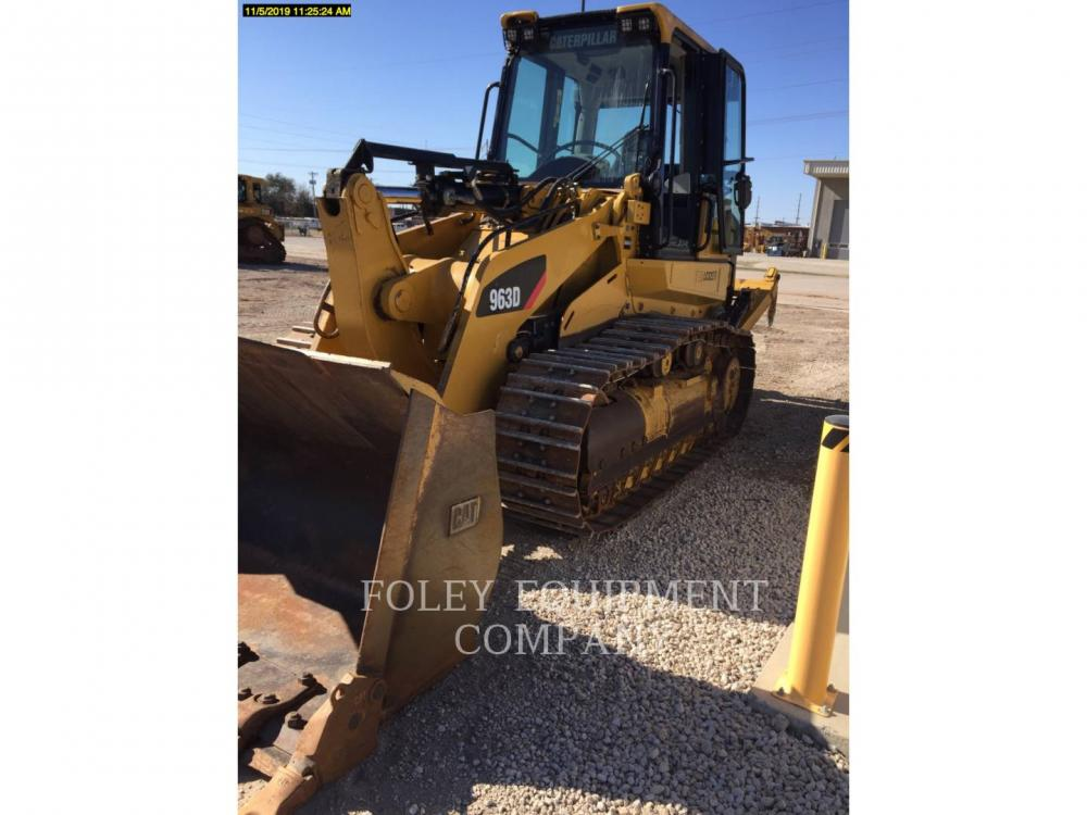 Detail photo of 2015 Caterpillar 963D from Construction Equipment Guide