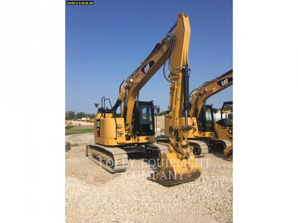 Detail photo of 2017 Caterpillar 315FL9 from Construction Equipment Guide