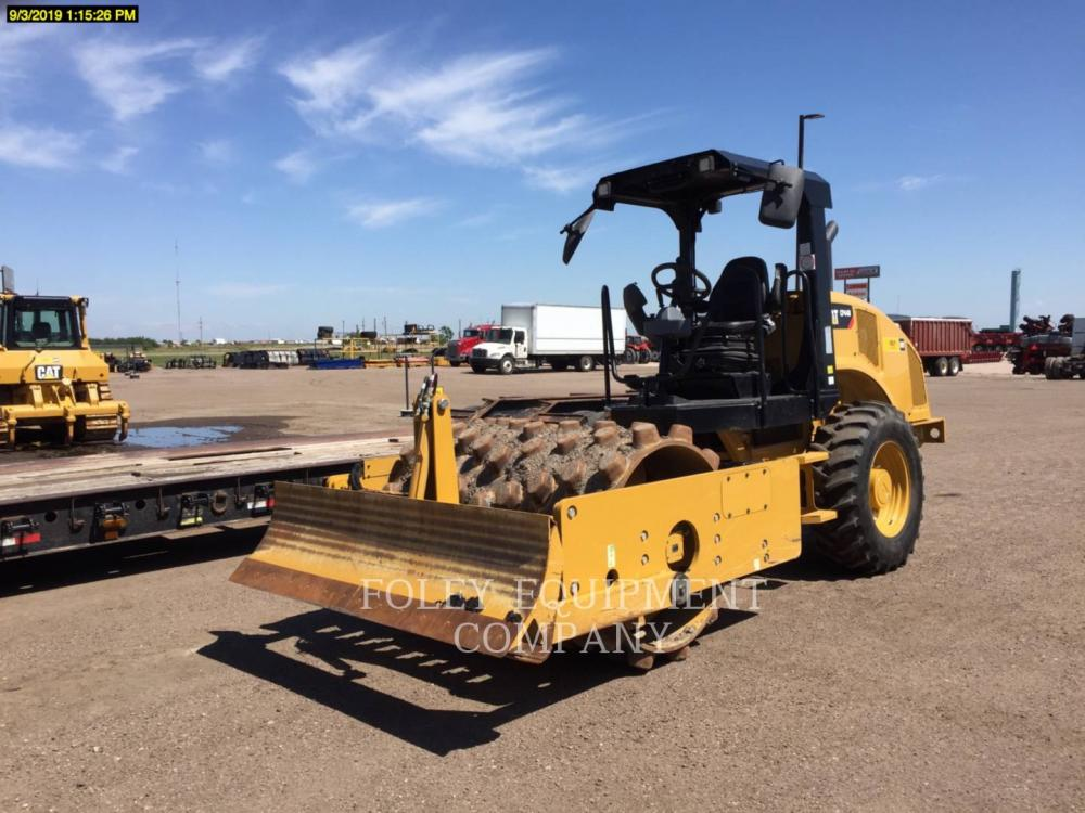 Detail photo of 2016 Caterpillar CP44B from Construction Equipment Guide