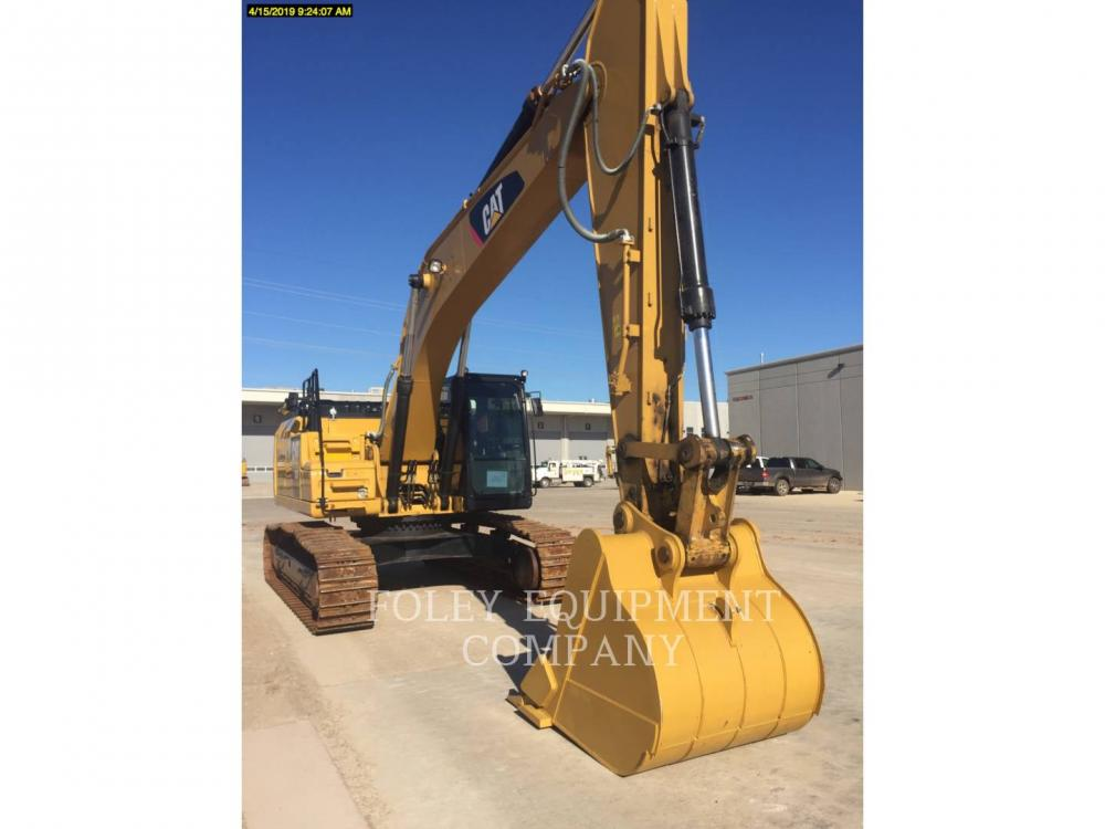 Detail photo of 2017 Caterpillar 330FL from Construction Equipment Guide