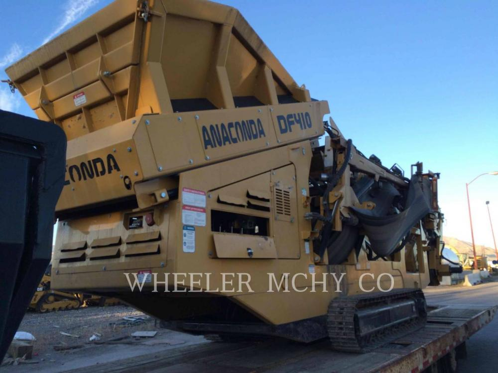 Detail photo of 2013 Anaconda DF410 from Construction Equipment Guide