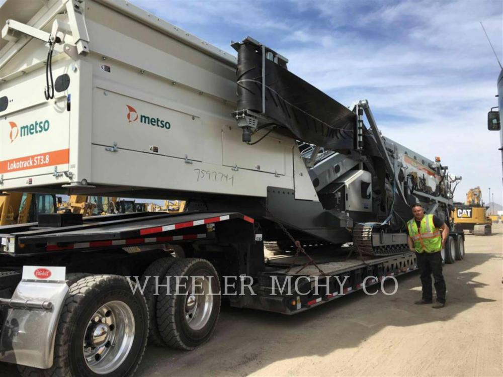 Detail photo of 2016 Metso ST3.8 from Construction Equipment Guide