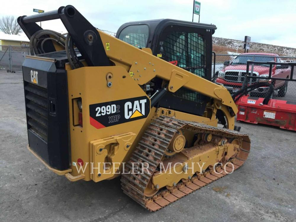 Detail photo of 2015 Caterpillar 299D2XHPST from Construction Equipment Guide